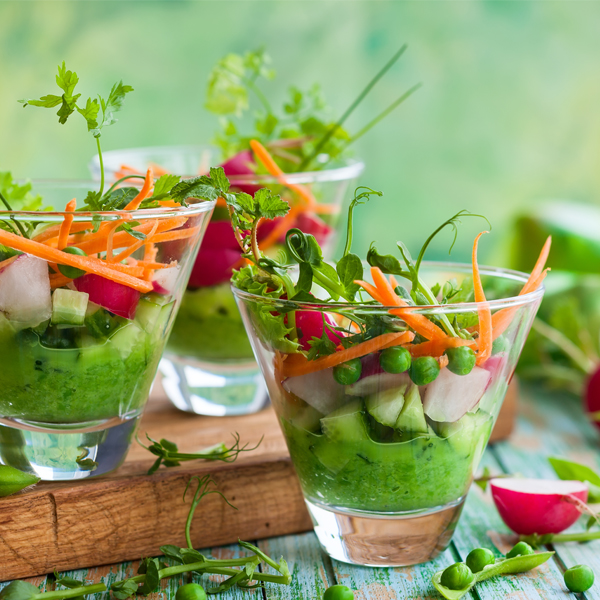 Raw foods for enhanced natural health
